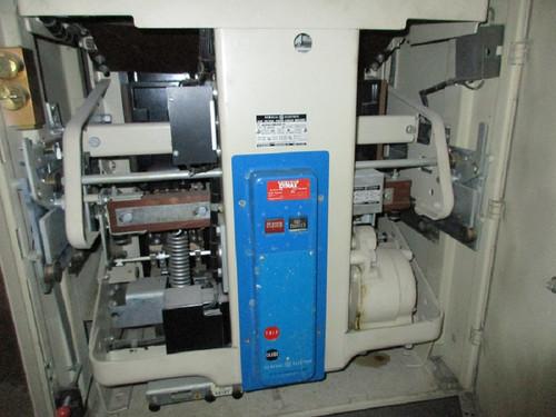 AK-2A-75 GE 3000A EO/DO LI Air Circuit Breaker (In Structure)