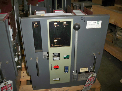 DS-206 Westinghouse 600A MO/DO LI Air Circuit Breaker