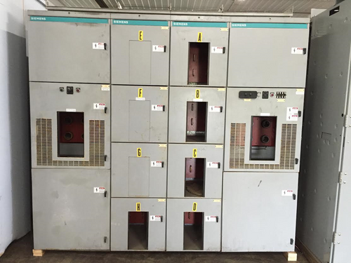 Siemens 480/277V Switchgear (#81)