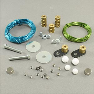 Anibid Armatures BLOG POST 104 - WIRE ARMATURE KITS – WIRES IN DETAIL