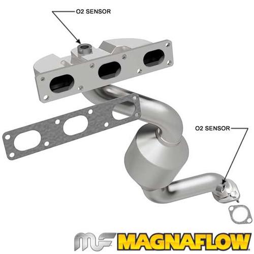 Magnaflow 49755_BMW Direct Fit OEM GRADE OBDII (Exc.CA