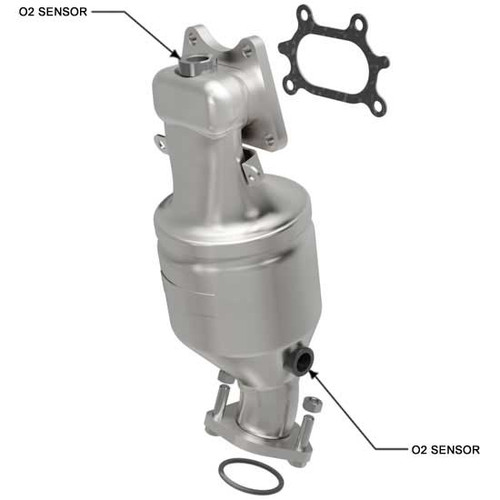ACURA/Honda Front Manifold Catalytic Converter