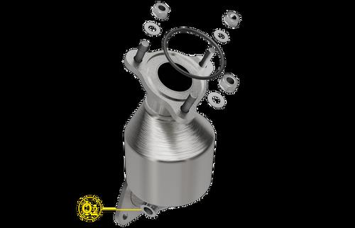 BUICK LACROSSE | 3.6L | Front/Passenger Side | Catalytic Converter-Direct Fit | OEM Grade EPA