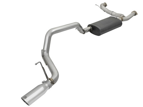 Infiniti QX-56/QX-80 | Stainless Cat-Back Performance Exhaust System | 49-36114-P AFE