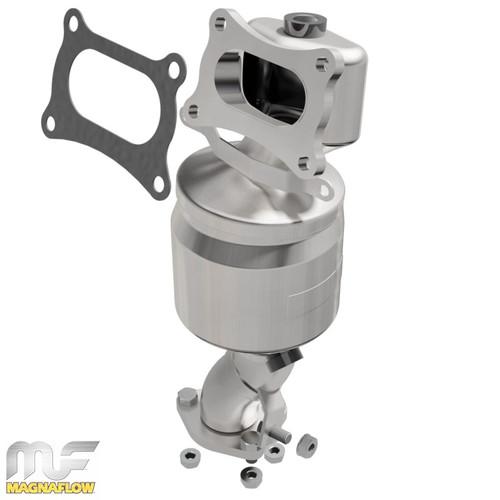 Magnaflow 553898 | HONDA ACCORD, ACURA RL | 3.5L,3.7L | Rear Manifold | Catalytic Converter-Direct Fit | California/Ny Legal | D-193-130