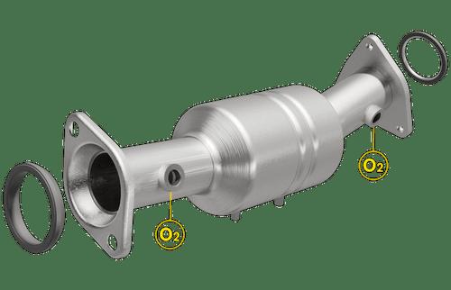 Magnaflow 52222 | Mazda CX-7 | 2.5L | Direct-Fit OEM Grade Catalytic Converter Federal (Exc.CA)