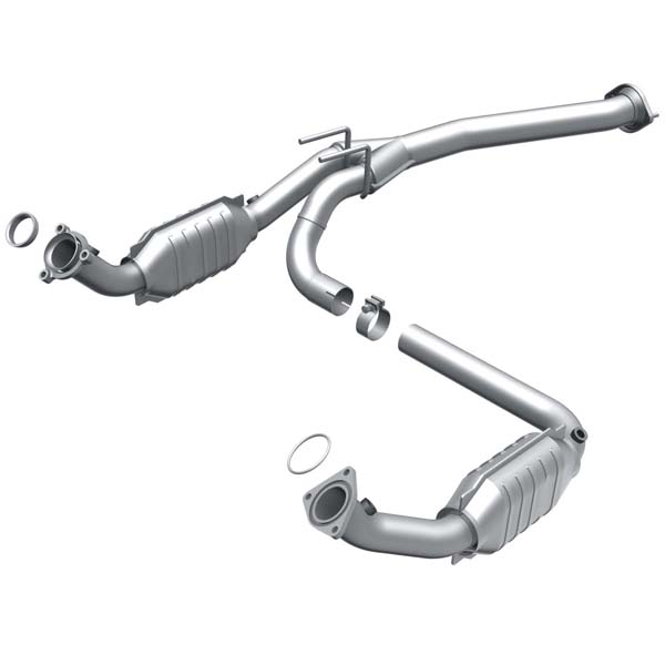 Magnaflow 51092 Chevrolet Express 1500express 2500 GMC Savana 1500savana 43l53l Catalytic Converterdirect Fit Oem Grade Epa: Catalytic Converter Chevy Express At Woreks.co