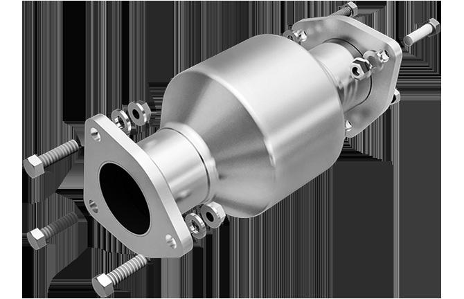 Magnaflow 557184 | Honda Accord | 3.5L | Direct Fit California Certified  ARB GRADE Catalytic Converter