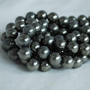 Pyrite Beads