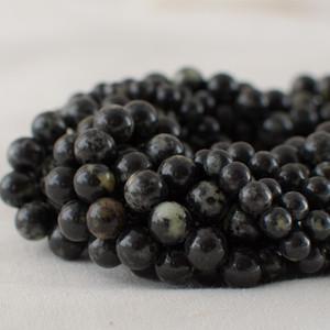 Arfvedsonite Beads