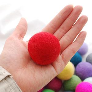 4cm Felt Balls