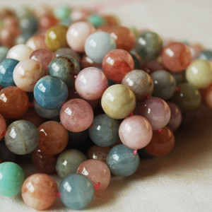 Beryl / Morganite Beads