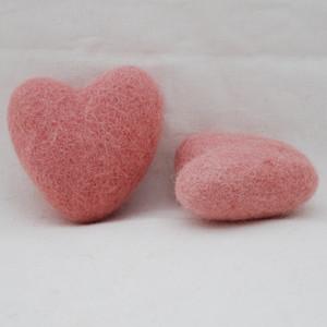 6cm Felt Hearts
