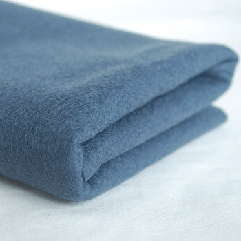 100% Wool Felt Fabric - Approx 1mm Thick - Charcoal Grey - 40cm x 50cm