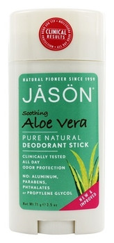 Jason Deodorants Soothing Aloe Vera, 71 g