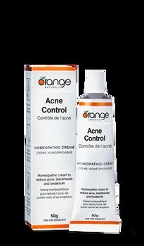 Acne Control Homeopathic Cream 50g