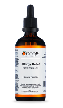 Allergy Relief Tincture 100ml