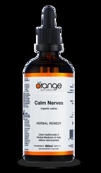 Calm Nerves Tincture 100ml