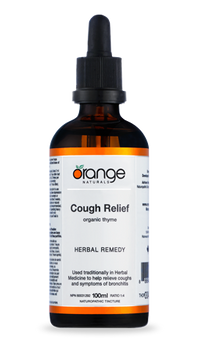 Cough Relief Tincture 100ml
