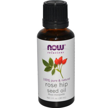 Now Rose Hip Essential Oils, 1 fl. oz. 30 ml