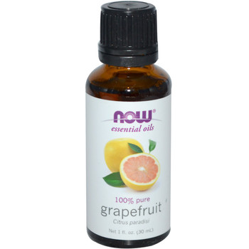 NOW Foods Essential Oils Grapefruit, 30ml