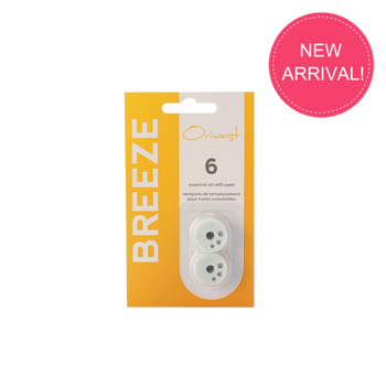 Oriwest BREEZE Essential Oil Diffuser Refill PADS
