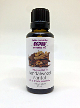 Now Sandalwood Essential Oils, 1 fl. oz. 30 ml