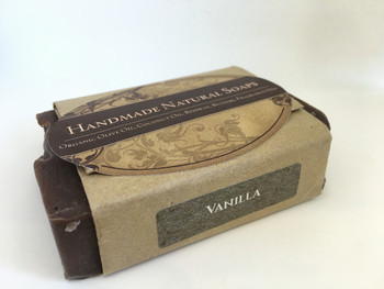 "Handmade Natural Soap "" Vanilla"", 132G"