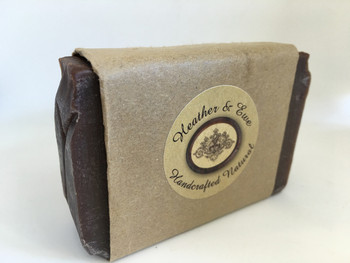 "Handmade Natural Soap "" Vanilla"", 132G"