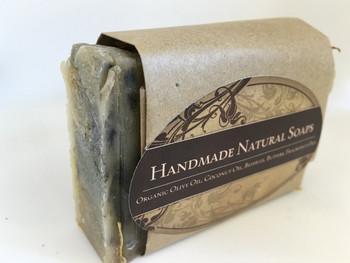 """Handmade Natural Soap """" Lemongrass"""", 132G"""