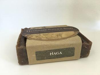 """Handmade Natural Soap """" Naga"""", 132G"""