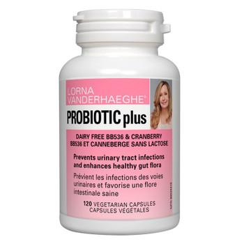 Lorna Vanderhaeghe, Probiotic Plus 120 Capsules