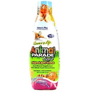 Animal Parade Multivitamin, Tropical Berry