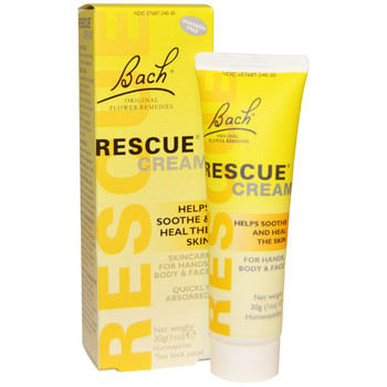 Bach Rescue Cream Skincare Hands, Body & Face