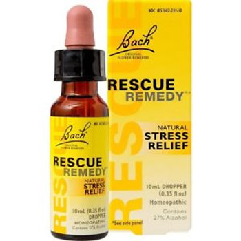Bach Rescue Remedy, 10 ml