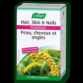 A. Vogel Hair, Skin & Nails, 60 Tablets
