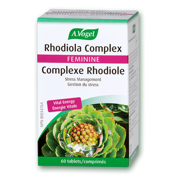 A. Vogel Rhodiola Complex, 60 Tablets