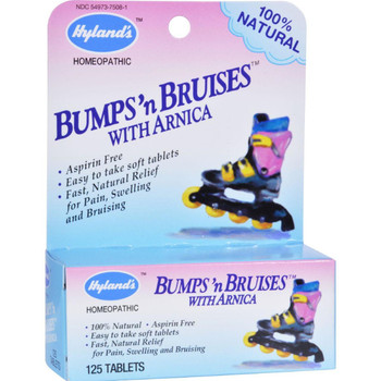Hyland's Bumps & Bruises with Arnica, 125 Tablets