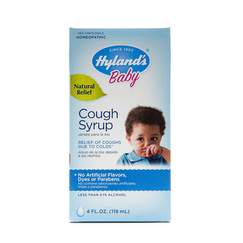 Hyland's Baby Cough Syrup-118 ml