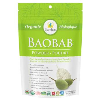 Ecoideas Boabab Powder Large, 454 g