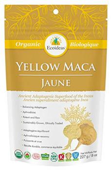 Ecoideas Yellow Maca Small, 227 g