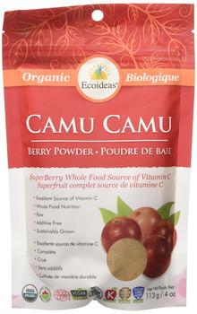 Ecoideas Camu Camu Berry Powder, 113 g