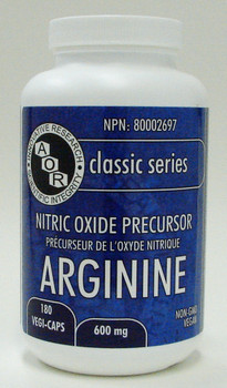 Aor Arginine, 600 mg