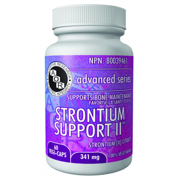 Aor Strontium Support II, 341 mg