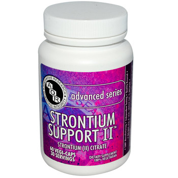 Aor Strontium Support II ,110 mg