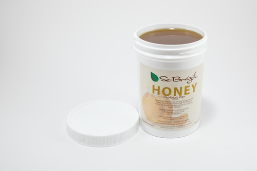 Se-Brazil Honey 20oz Microwavable Jar