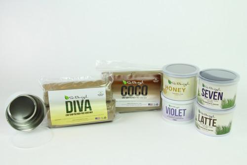 Se-Brazil Wax Kit