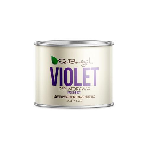 Se-Brazil Violet Hard Wax