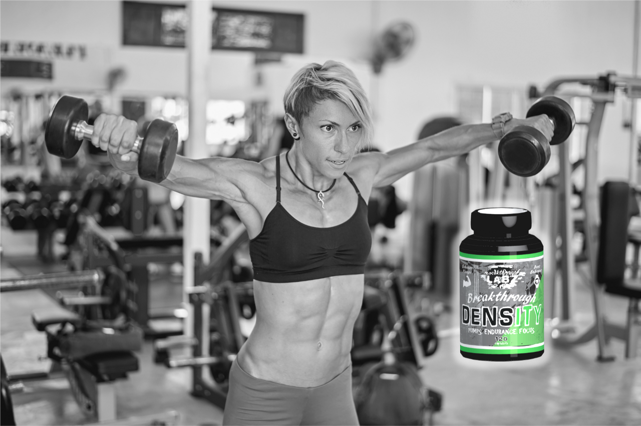 Why is DENSITY so popular and effective? 'Mind-Muscle Connection'