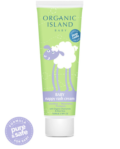 Baby Nappy Rash Cream